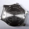back of General Pupose Steel Marathon Watch