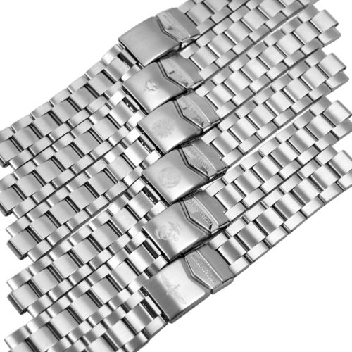 Marathon Watch Stainless Steel Bracelet