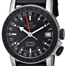 Glycine Airman Auto GMT Worldtimer Watch