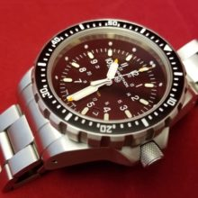 Pre-owned Marathon JSAR with bracelet