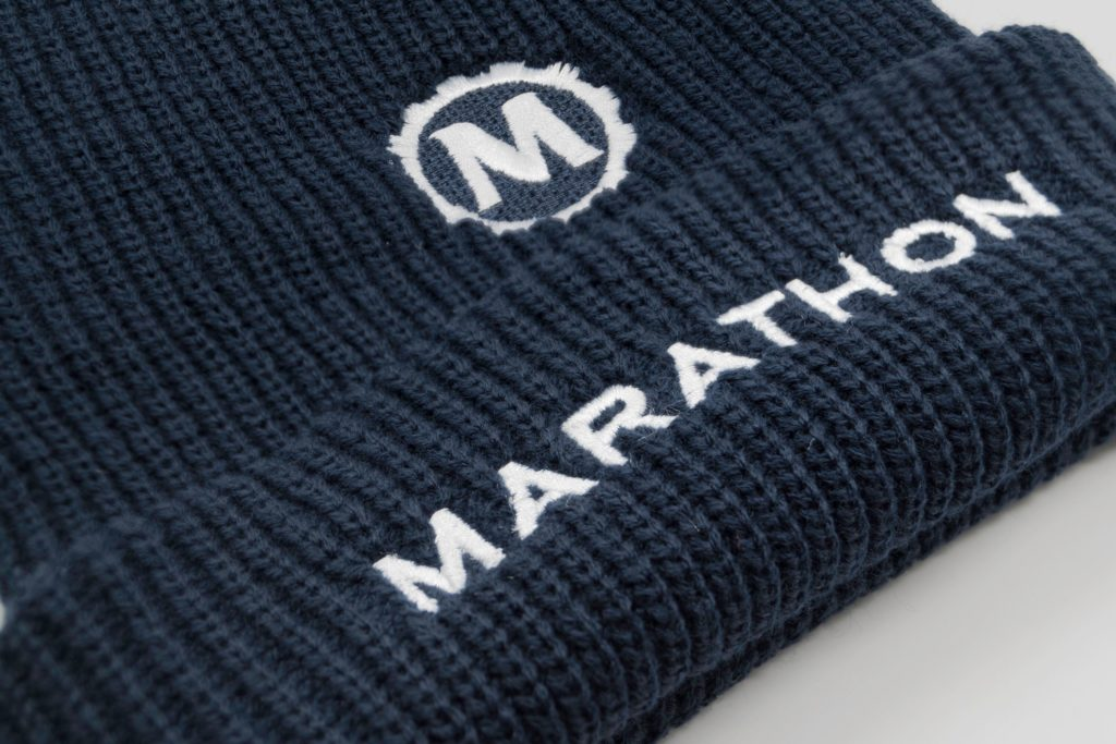 marathon winter toque